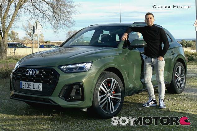 Audi Q5 2021: restyling electrificado para el SUV - SoyMotor.com