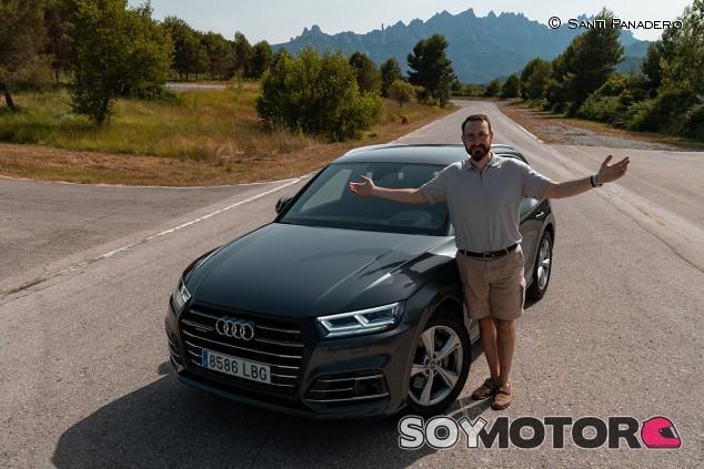 Audi Q5 TFSIe quatto - SoyMotor.com