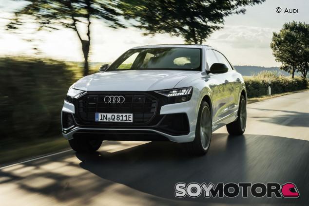 Audi Q8 2020: doblete híbrido enchufable a la palestra - SoyMotor.com