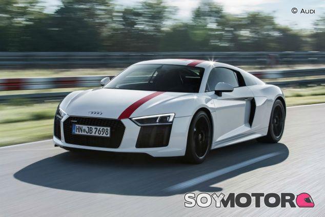 Audi R8 RWS - SoyMotor.com