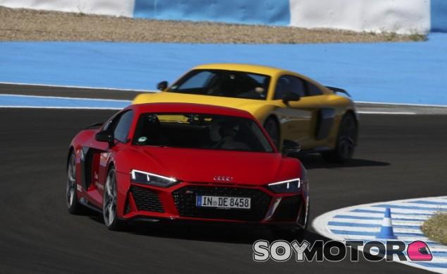 Audi R8 V10 quattro 2019: más rápido, igual de fiel - SoyMotor.com