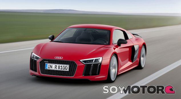 La gama del Audi R8 crecerá con una versión muy interesante - SoyMotor