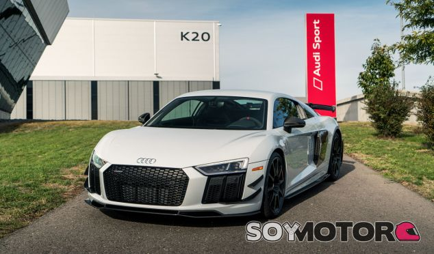 La experiencia en competición de Audi Sport se traslada a este Audi R8 V10 Plus Competition - SoyMotor.com
