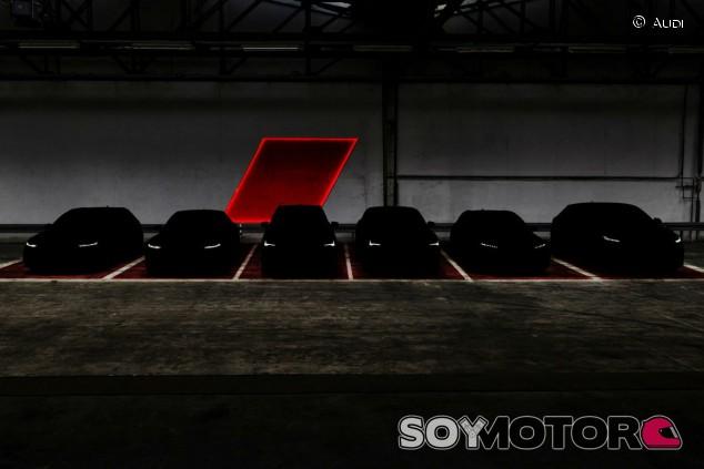 Audi anuncia seis nuevos modelos RS para el Salón de Fráncfort - SoyMotor.com