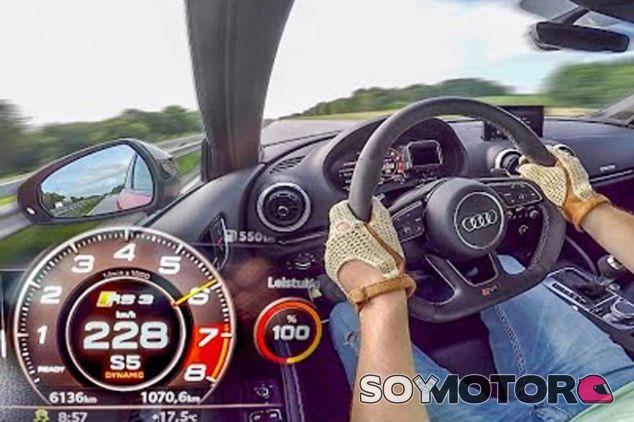 Audi RS3 Sedán - SoyMotor.com