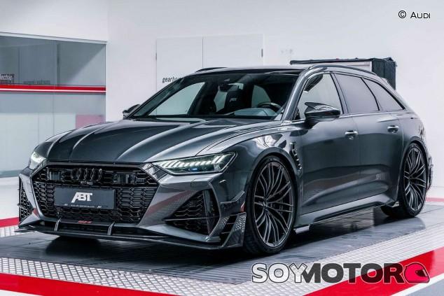 Audi RS 6-R ABT 2020: una preparación con mayúsculas - SoyMotor.com