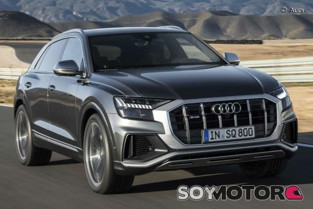 Audi SQ8 2020: ya a la venta con motor de gasolina - SoyMotor.com