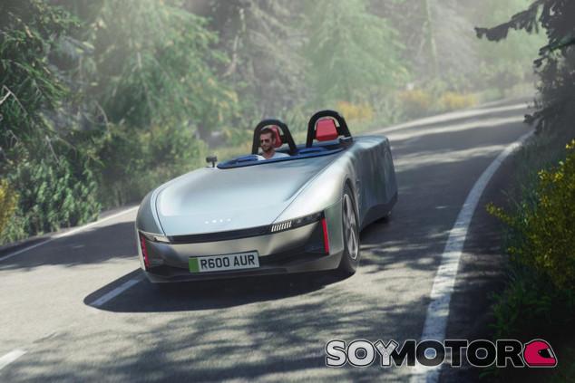 Aura EV Concept: elegancia eléctrica de origen británico - SoyMotor.com