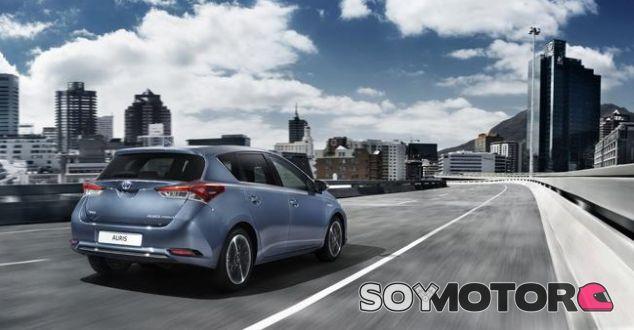 Toyota ataca el segmento C con los nuevos Auris y Auris Touring Sports - SoyMotor