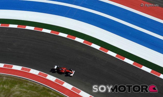 El circuito de las Américas en Austin (Texas) con Fernando Alonso - LaF1