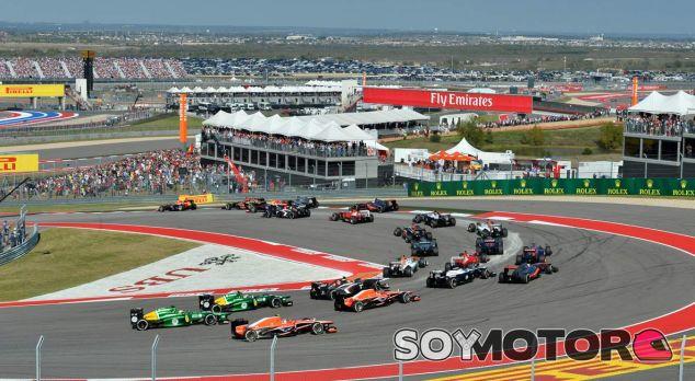 La FIA modifica el sistema de clasificación para el GP de EE.UU.