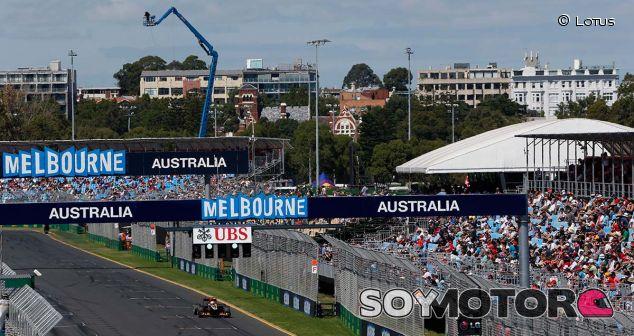 La regla del 107% no se aplicará en el GP de Australia