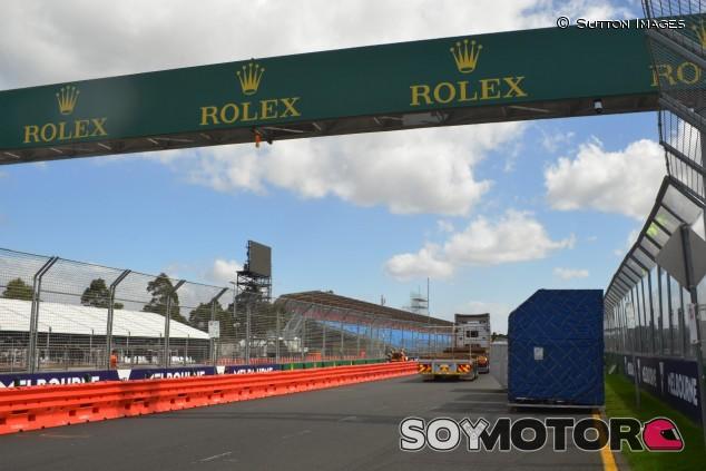 Preparación del GP de Australia – SoyMotor.com
