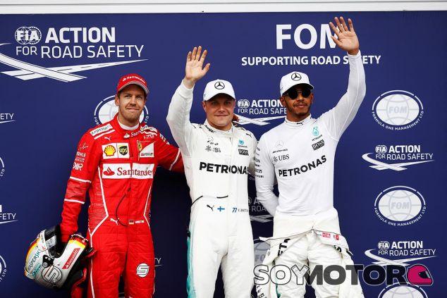 Pole para Bottas en Austria; Sainz 10º y Alonso 12º - SoyMotor.com