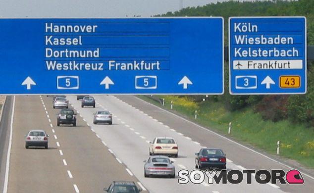 Alemania levanta polémica con un peaje para conductores extranjeros - SoyMotor.com