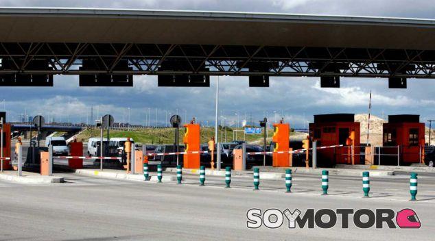 peaje - SoyMotor.com