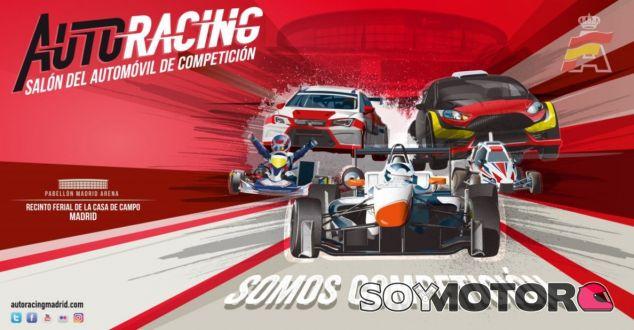 AutoRacing Madrid: el primer salón de la competición - SoyMotor.com