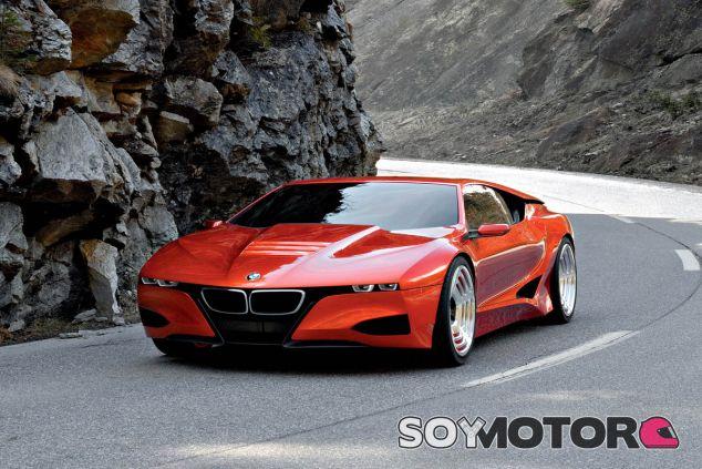 EL BMW M1 Hommage Concept fue desvelado en 2008 - SoyMotor.com