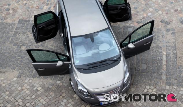 En imagen el Opel Meriva - SoyMotor