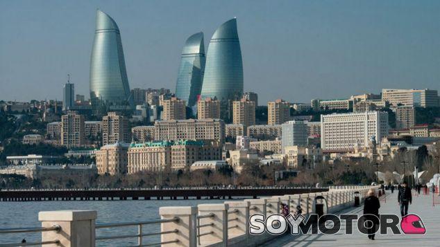 Azerbaiyán acogerá el Gran Premio de Europa de F1 en 2016