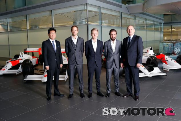 La era McLaren-Honda resurge - LaF1