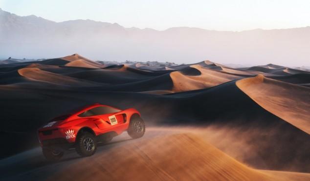 Loeb se une a Roma en el equipo Bahrain Racing Xtreme para el Dakar 2021 - SoyMotor.com