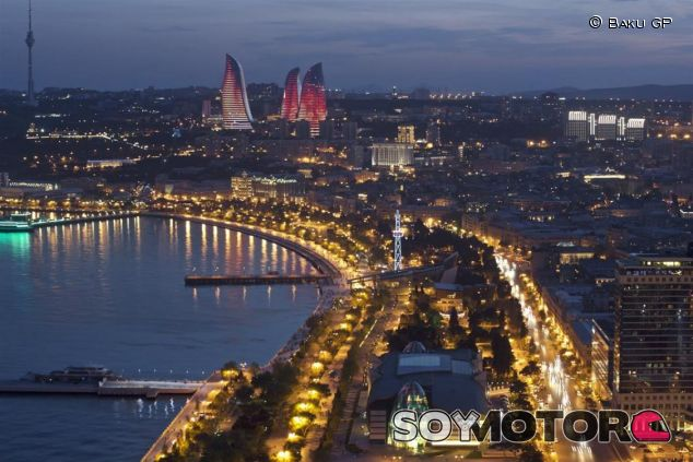 El GP de Europa, pendiente de la guerra de Nagorno Karabaj - LaF1