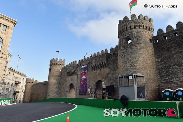 Pirelli revela la distribución de neumáticos para el GP de Azerbaiyán 2019 - SoyMotor.com