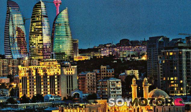 Ciudad de Baku, en Azerbaiyán - LaF1