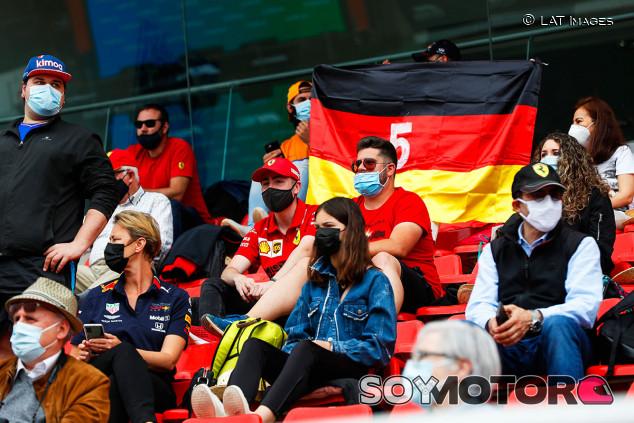 La F1 no correrá en Alemania en 2022, avanza Domenicali   - SoyMotor.com