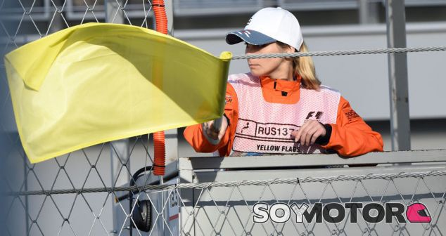 La F1 probará la limitación de velocidad bajo bandera amarilla en Austin