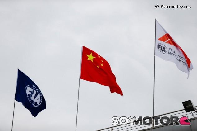 China prohíbe eventos deportivos internacionales hasta 2021, peligra la F1 - SoyMotor.com
