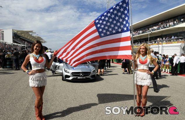 Bandera de Estados Unidos – SoyMotor.com