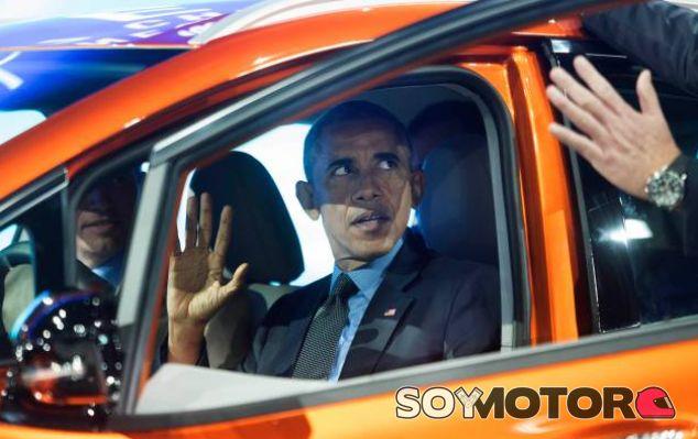 Obama apuesta por el coche autónomo - SoyMotor.com