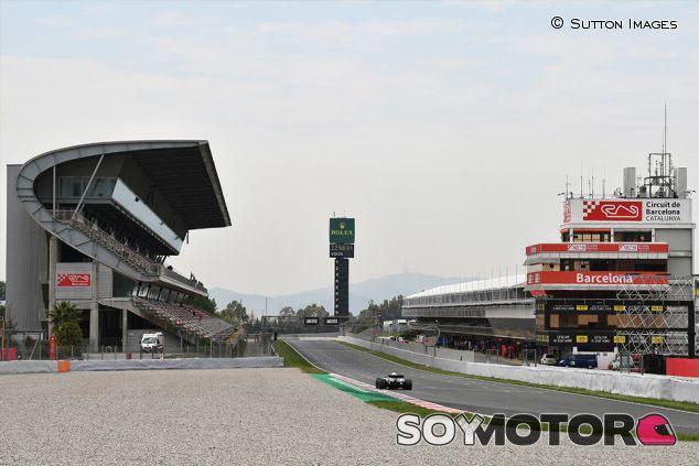 Robert Kubica en Barcelona - SoyMotor.com