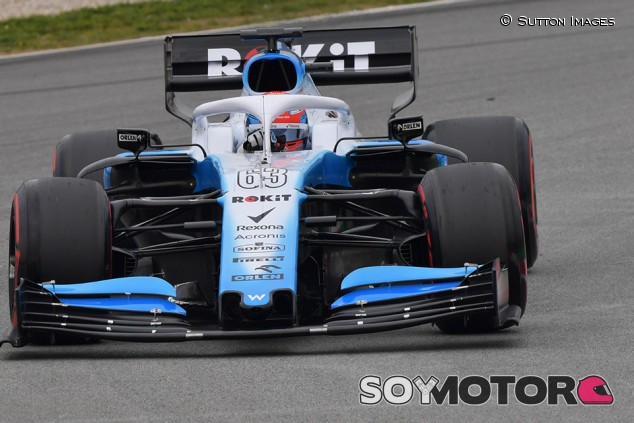 Williams en el GP de China de F1 2019: Previo - SoyMotor.com