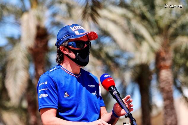 """Alonso: """"Queremos ser de los que sorprendan a todos en 2022"""" - SoyMotor.com"""