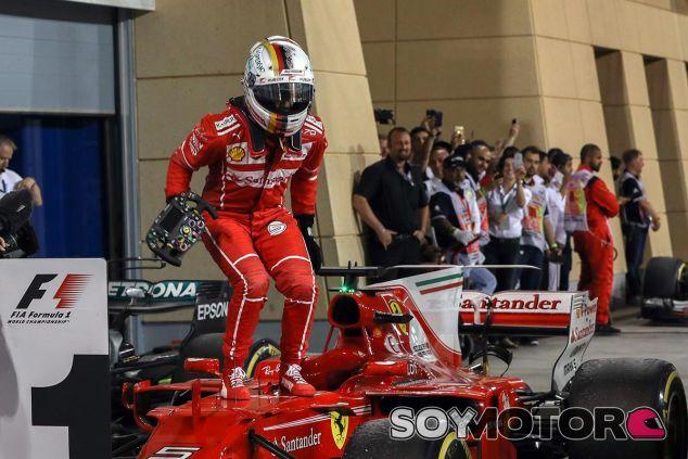 Ferrari en el GP de Baréin F1 2017: Domingo - SoyMotor.com