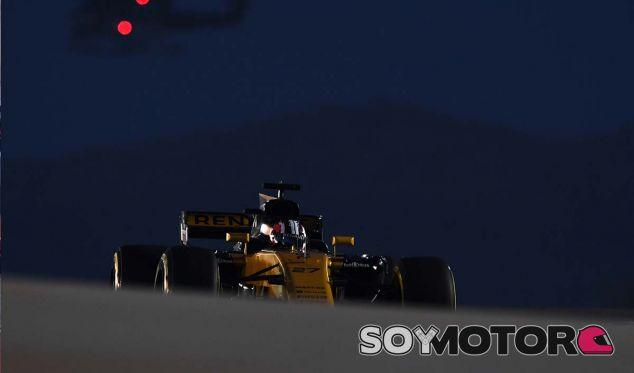 Renault en el GP de Baréin F1 2017: Viernes - SoyMotor.com