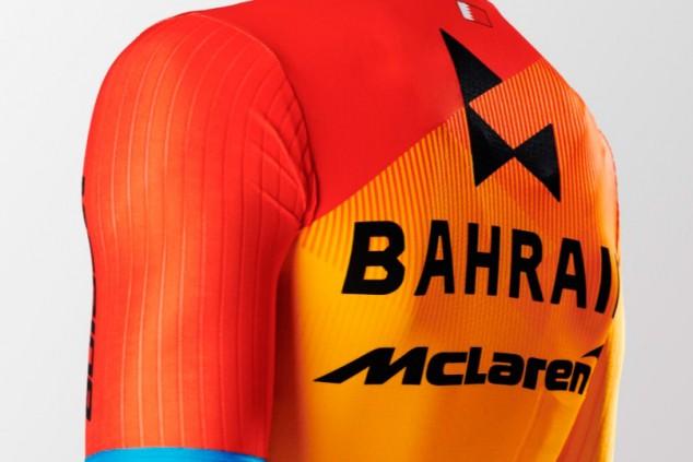 McLaren mantiene el papaya para 2020, al menos en su equipo ciclista - SoyMotor.com