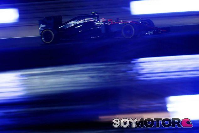 Jenson Button, hoy en Baréin - LaF1