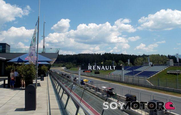 Austria consigue la aprobación de las autoridades locales para su GP