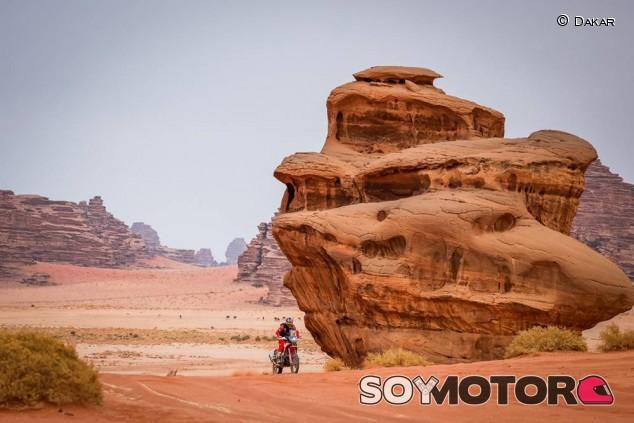 Barreda se resiste a descolgarse de la pelea por el Dakar - SoyMotor.com