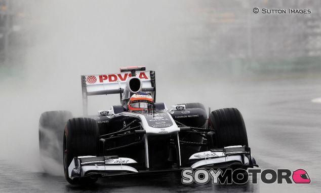 Rubens Barrichello en el GP de Corea del Sur de 2014 - SoyMotor