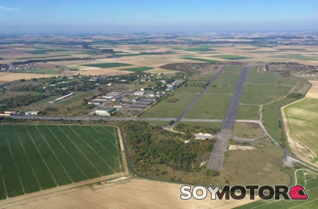 Palmer planea construir un nuevo circuito en Francia - LaF1