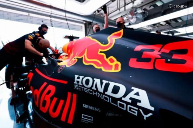 El secreto que guardan Verstappen y Honda desde Spa - SoyMotor.com