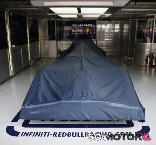 Red Bull presentará su RB10 el primer día de test en Jerez