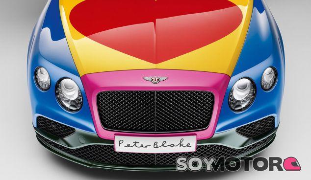 Este Bentley Continental GT ha sido diseñado por una buena causa - SoyMotor
