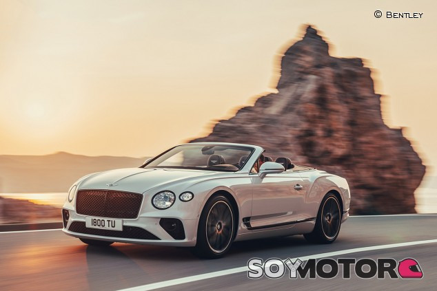 Bentley Continental GT Convertible 2019 - SoyMotor.com