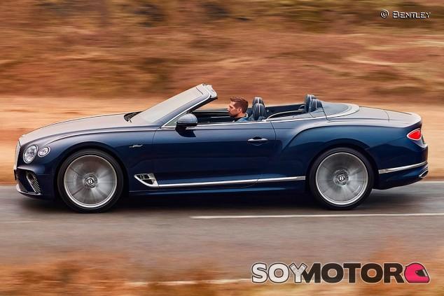 Bentley Continental GT Speed Convertible 2021 - SoyMotor.com